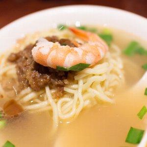 肉みそ麺「担仔麺」(タンツーメン)