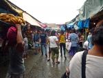 アジアの市場