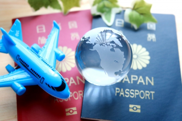 日本への出張